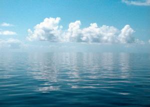 of sea..