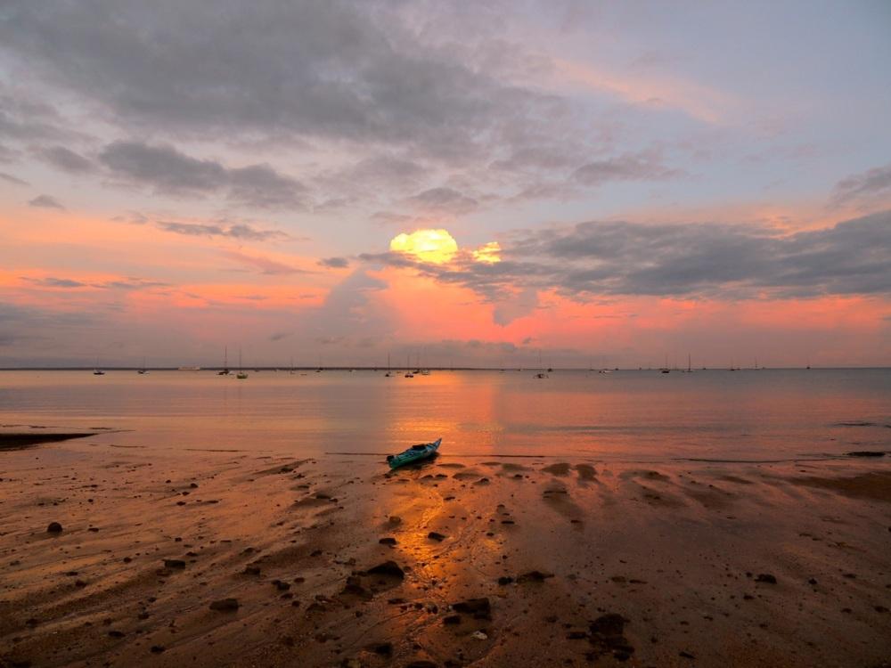 6.28, Dawn ride..